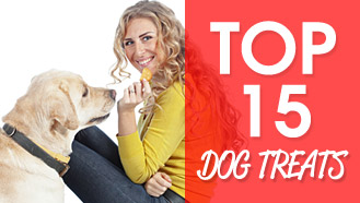 Top 15 Dog Treats