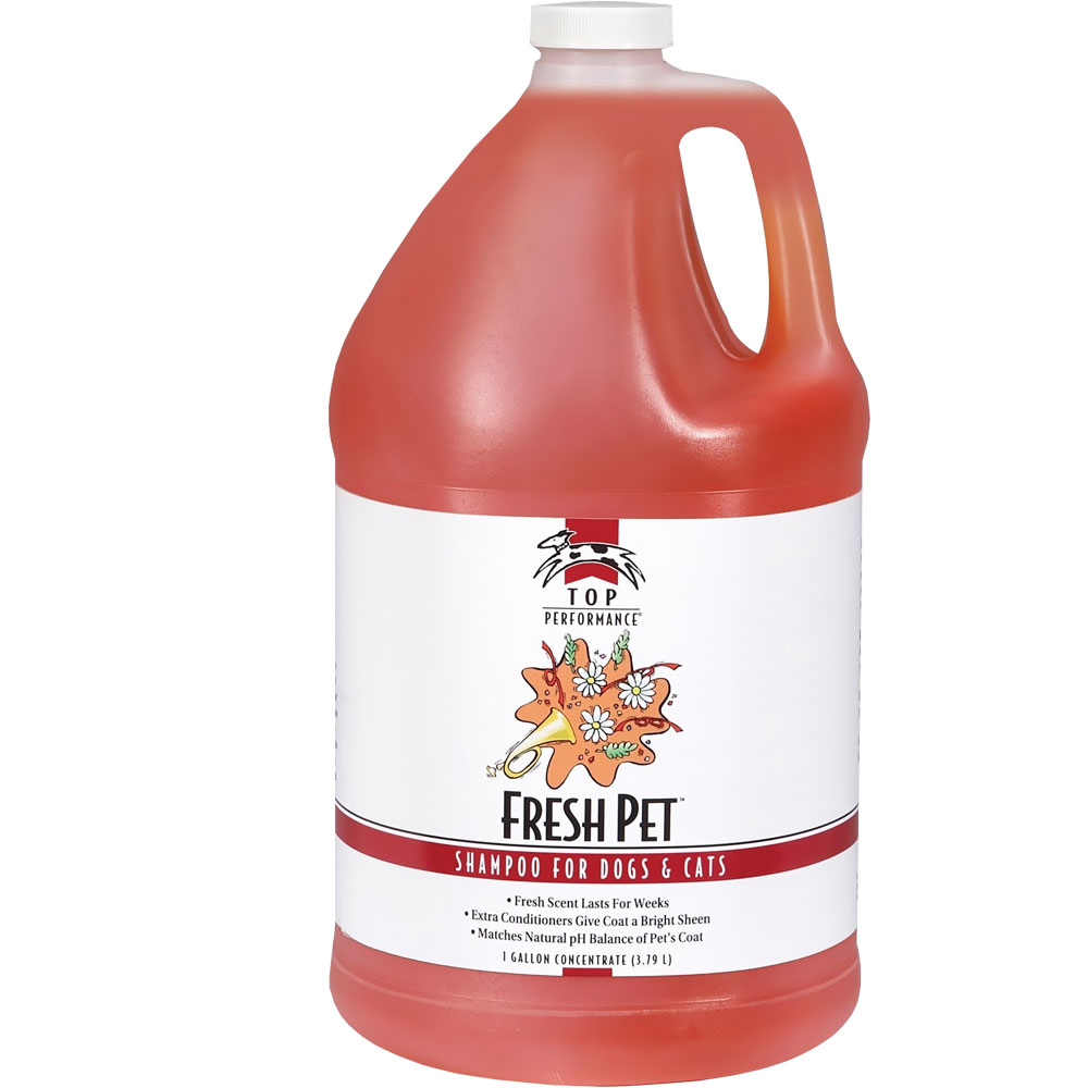 Top Performance Fresh Pet Shampoo (Gallon)