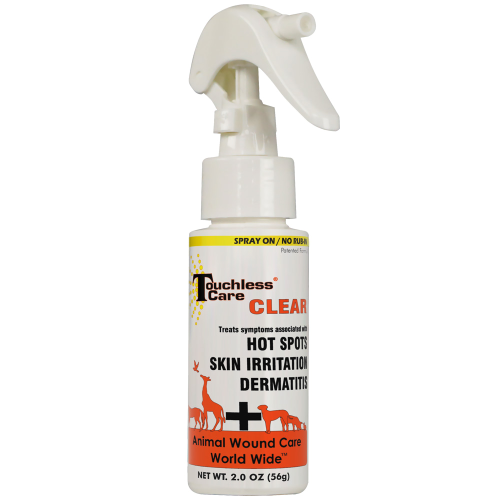Touchless Care Clear Spray (2 oz)