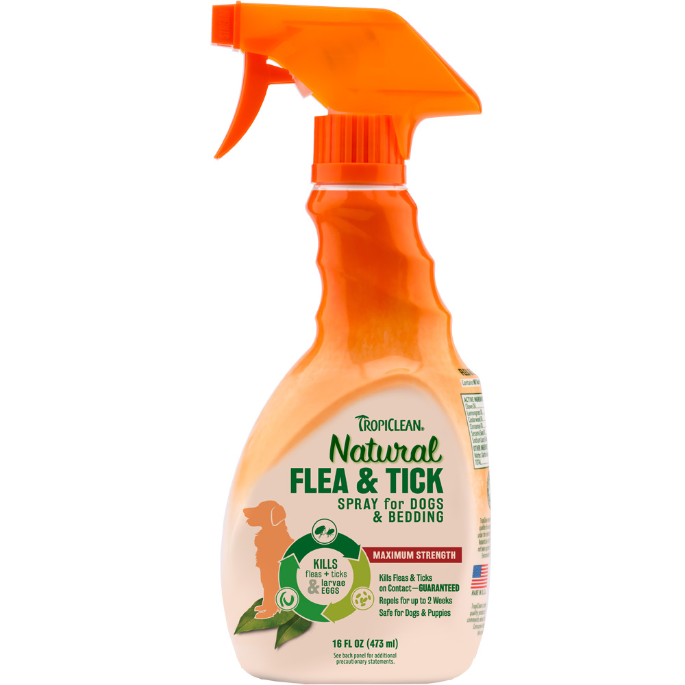Tropiclean Natural Flea And Tick Home Spray Reviews