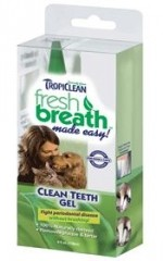 Tropiclean® Fresh Breath Gel and Foam