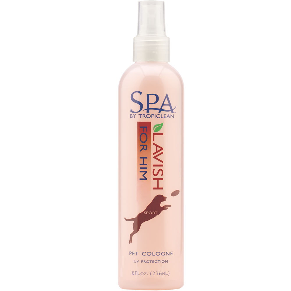 Tropiclean SPA Pet Cologne - For Him (8 fl oz)