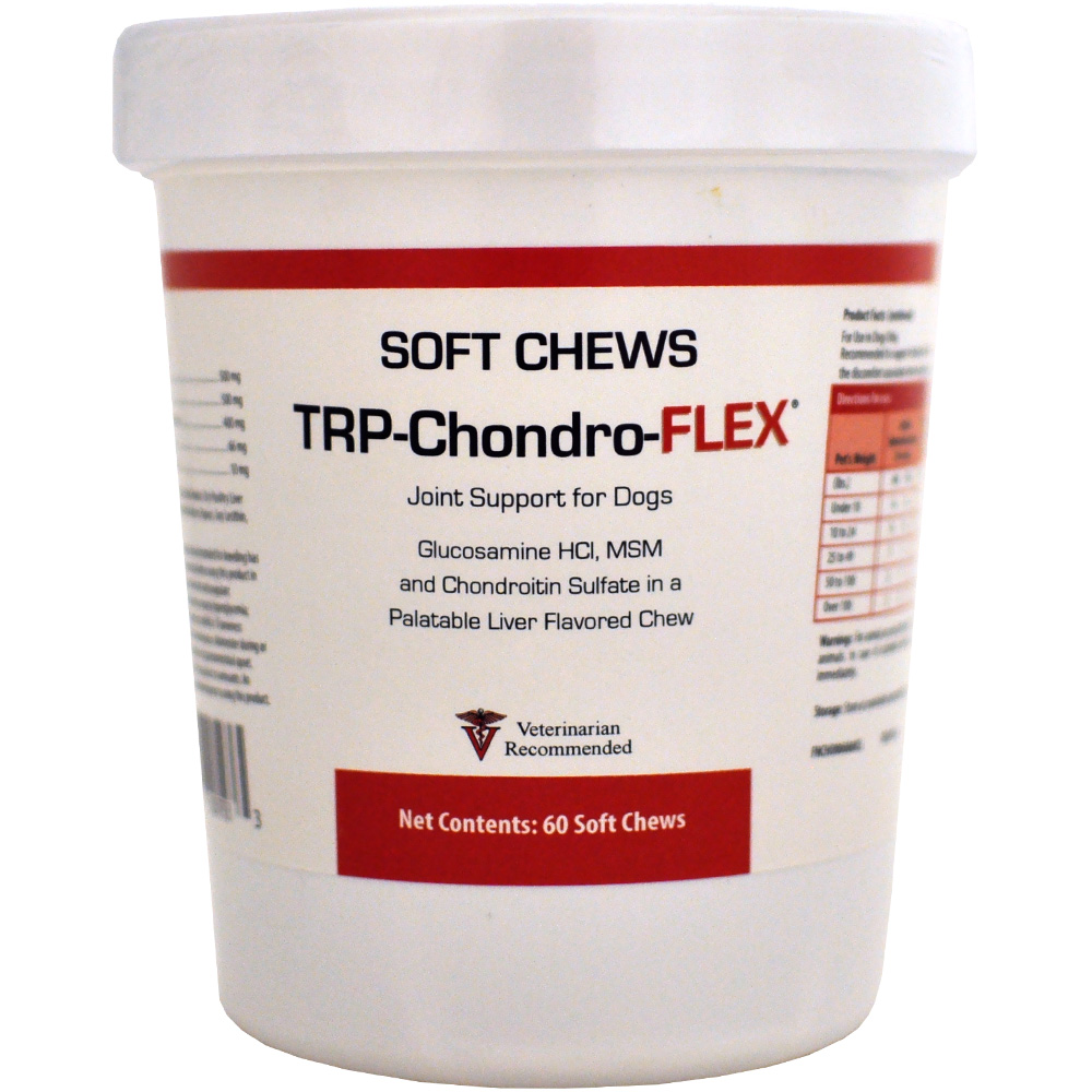 TRP-Chondro-FLEX (60 Soft Chews)