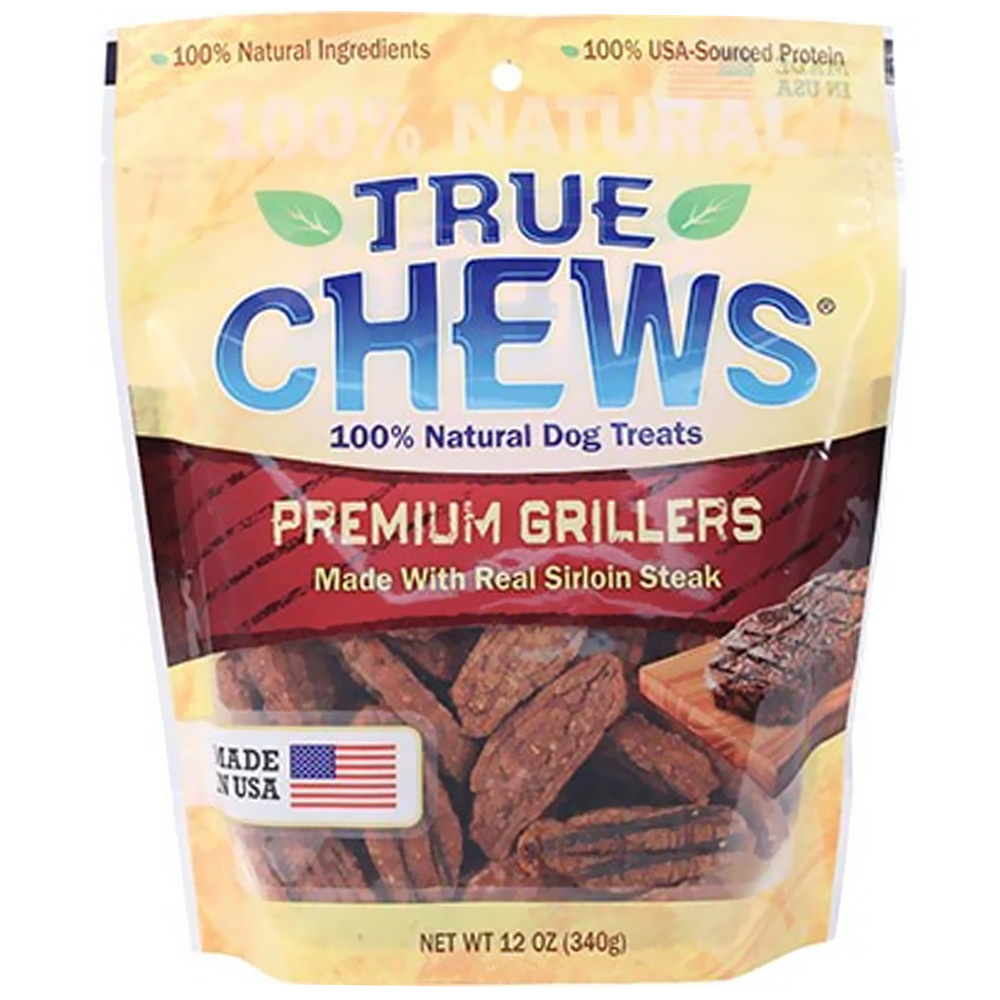 True Chews Premium Grillers - Sirloin Steak (12 oz)