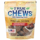 True Chews Premium Sizzlers - Beef & Cheddar Cheese (12 oz)