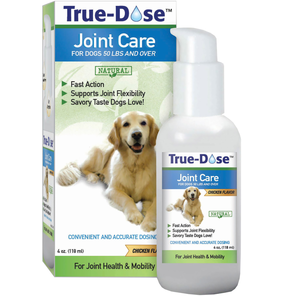 True-Dose Joint Care for Dogs - over 50 lbs (4 oz)