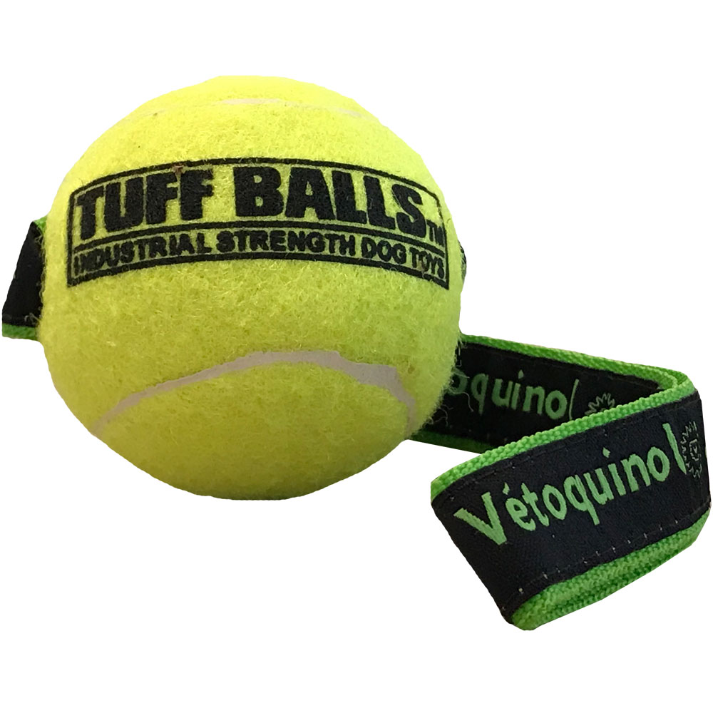 Tuff Ball - Toss Toy