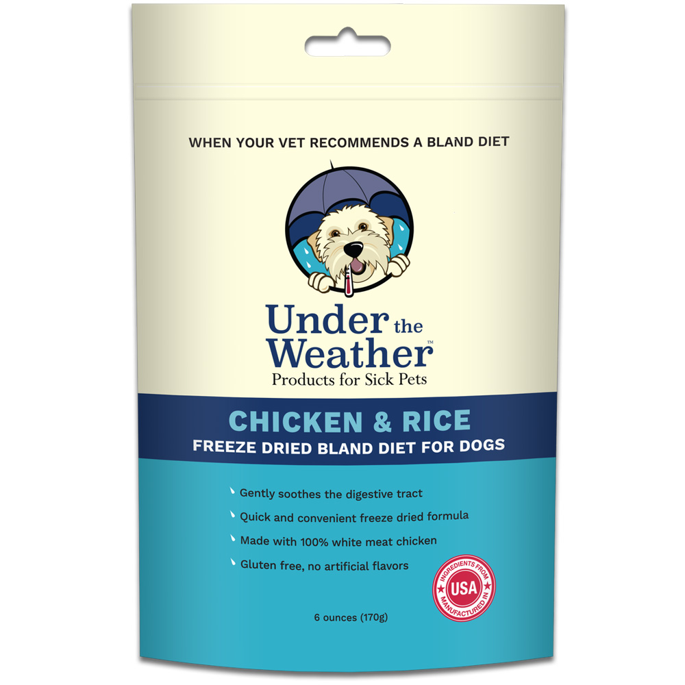 Under the Weather™ Chicken & Rice