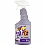 Urine Off Odor & Stain Remover FOR DOGS  (500 ml)