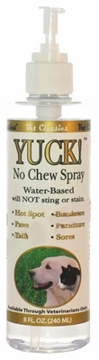 Vet Classics Yuck! No Chew Spray (8 oz)