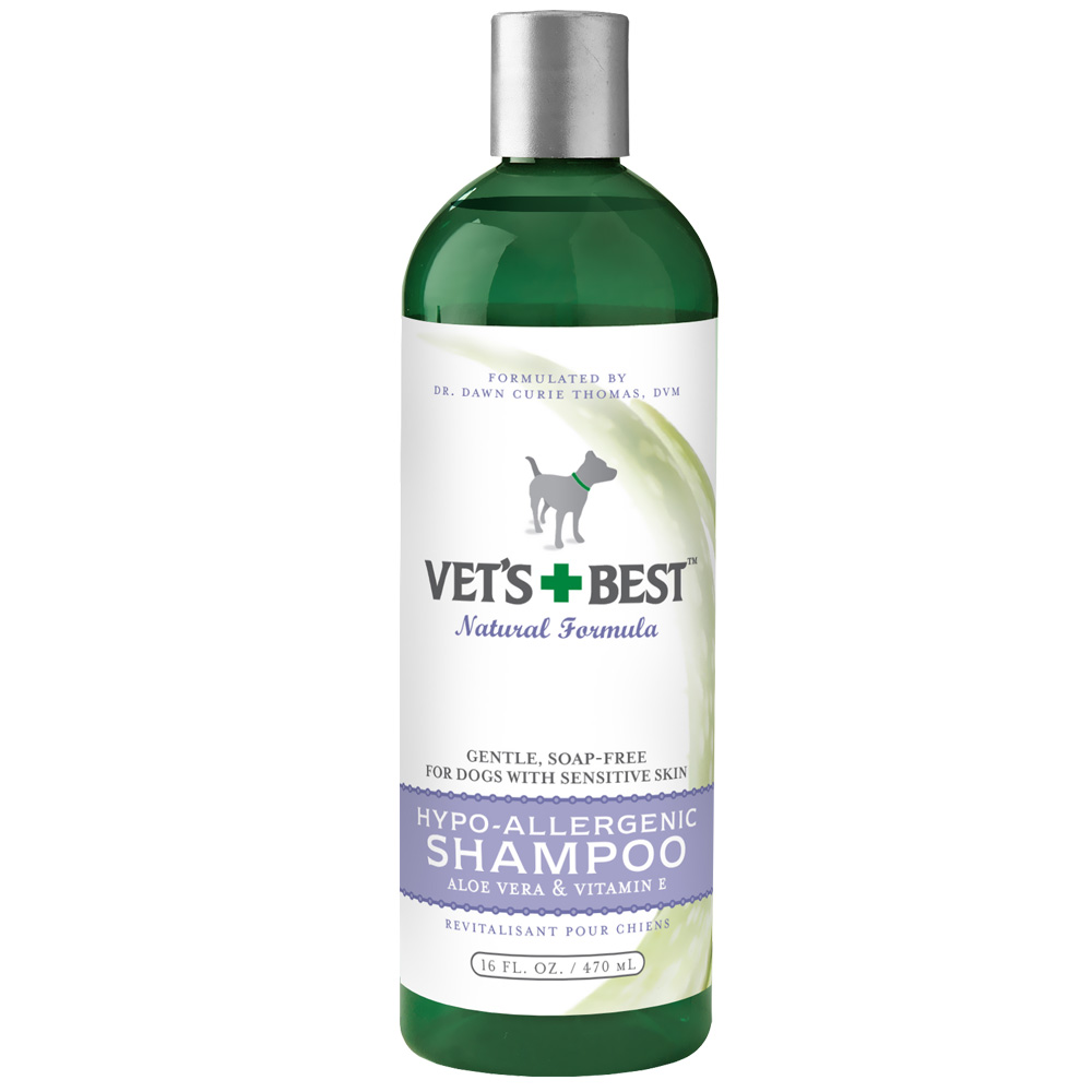 vet39s best hypo allergenic shampoo for dogs w sensitive With vets best dog shampoo