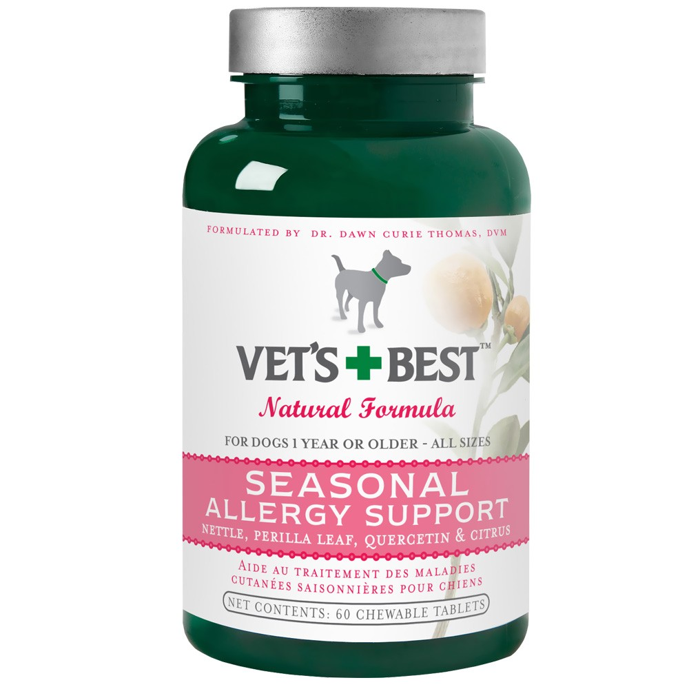 Vet's Best Seasonal Allergy Suppor