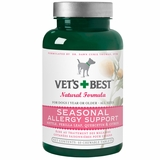 Vet's Best Seasonal Allergy Support (60 Tabs)