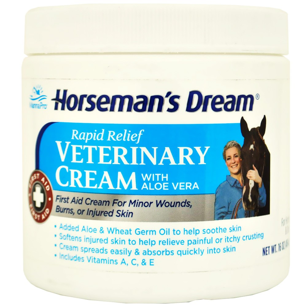 Veterinary Cream with Aloe Vera