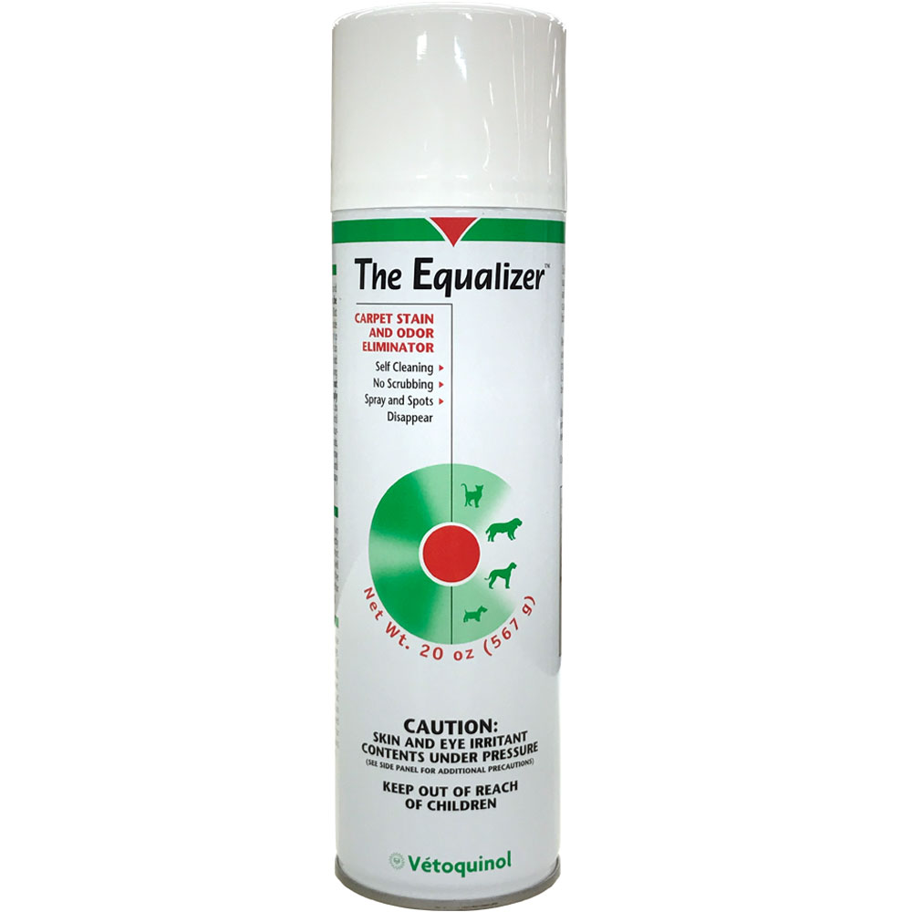 Vetoquinol Equalizer - Carpet Stain and Odor Eliminator