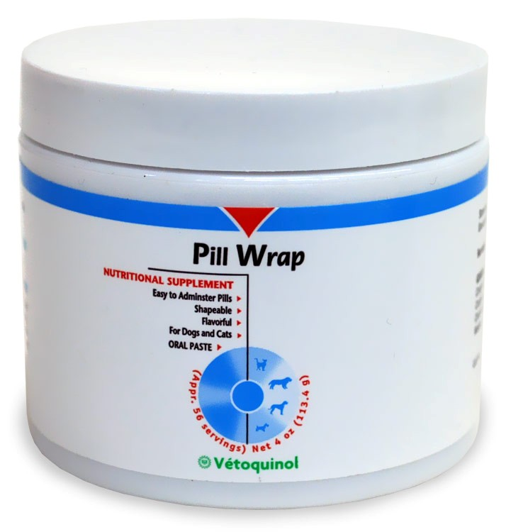 Vetoquinol Pill Wrap Oral Paste