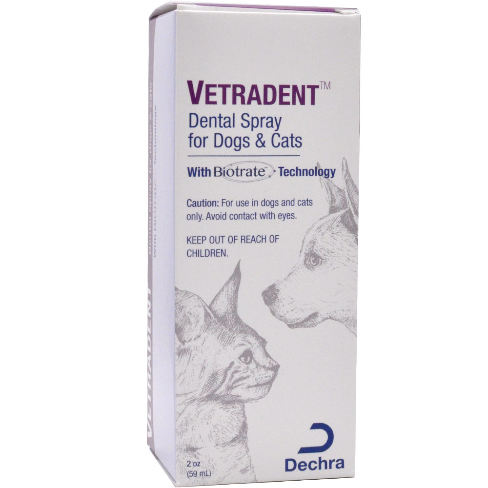 VetradentDental Spray for Dogs & Cats(2 oz)