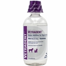 Vetradent Water Additive for Dogs & Cats (17 oz)