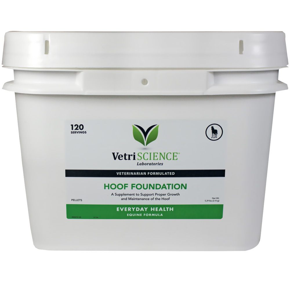 VetriScience Hoof Foundation - 120 Servings (5.29 lbs)