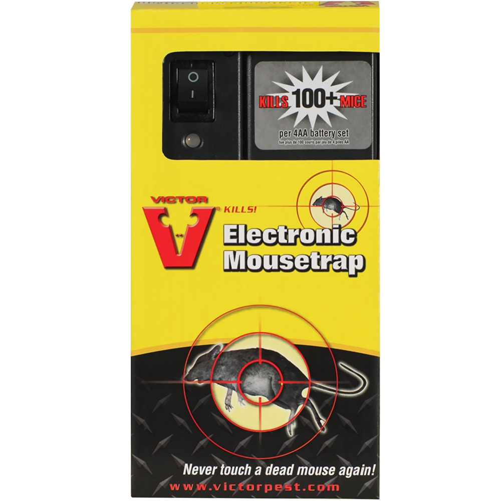Victorpest Electronic Mouse Trap