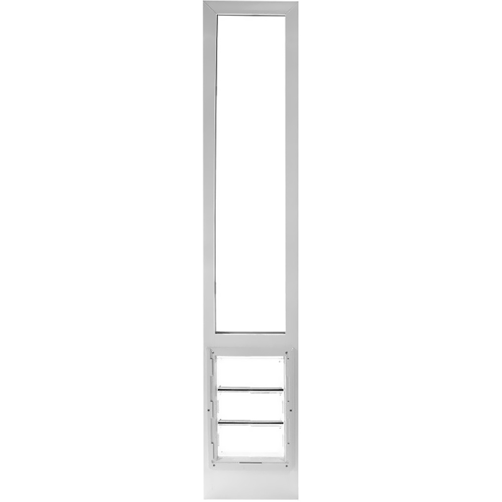 "VIP Vinyl Insulated Pet Patio Door 94"" - Medium"
