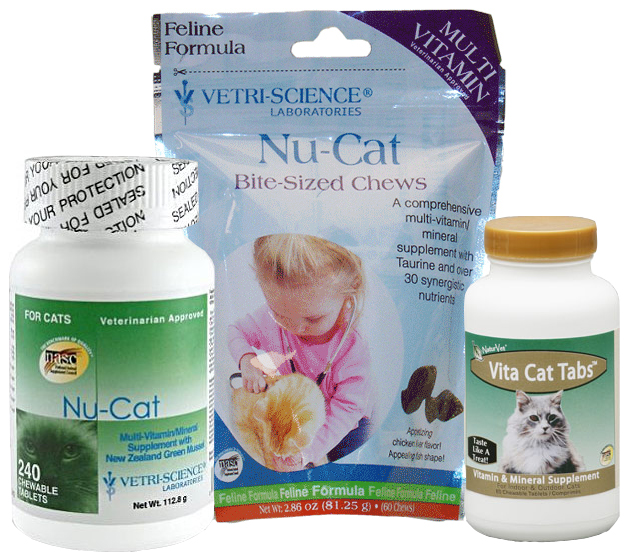 Vitamins for Cats