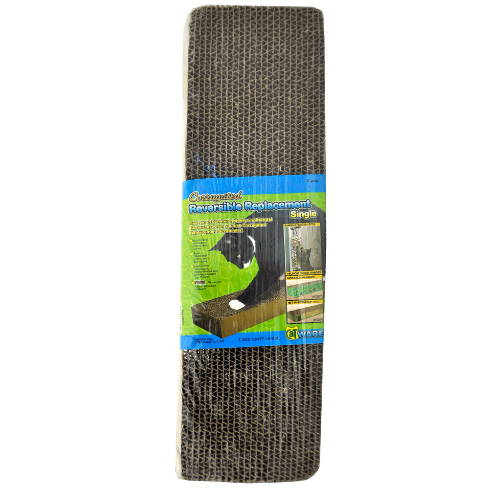 Ware Corrugated Single Reversible Replacement Scratcher