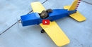 Watch A Rogue Squirrel Hijack A Model Airplane! Simply AMAZING!!