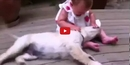 Watching This Puppy and Baby Work Together to Make Viral Video is Truly Inspiring!!