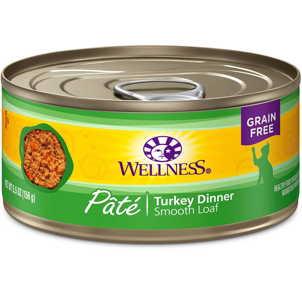 Wellness Cat Food - Turkey (5.5 oz)