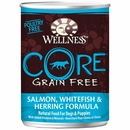 Wellness CORE Grain-Free Canned Adult Dog Food - Salmon,Whitefish, & Herring (12.5 oz)