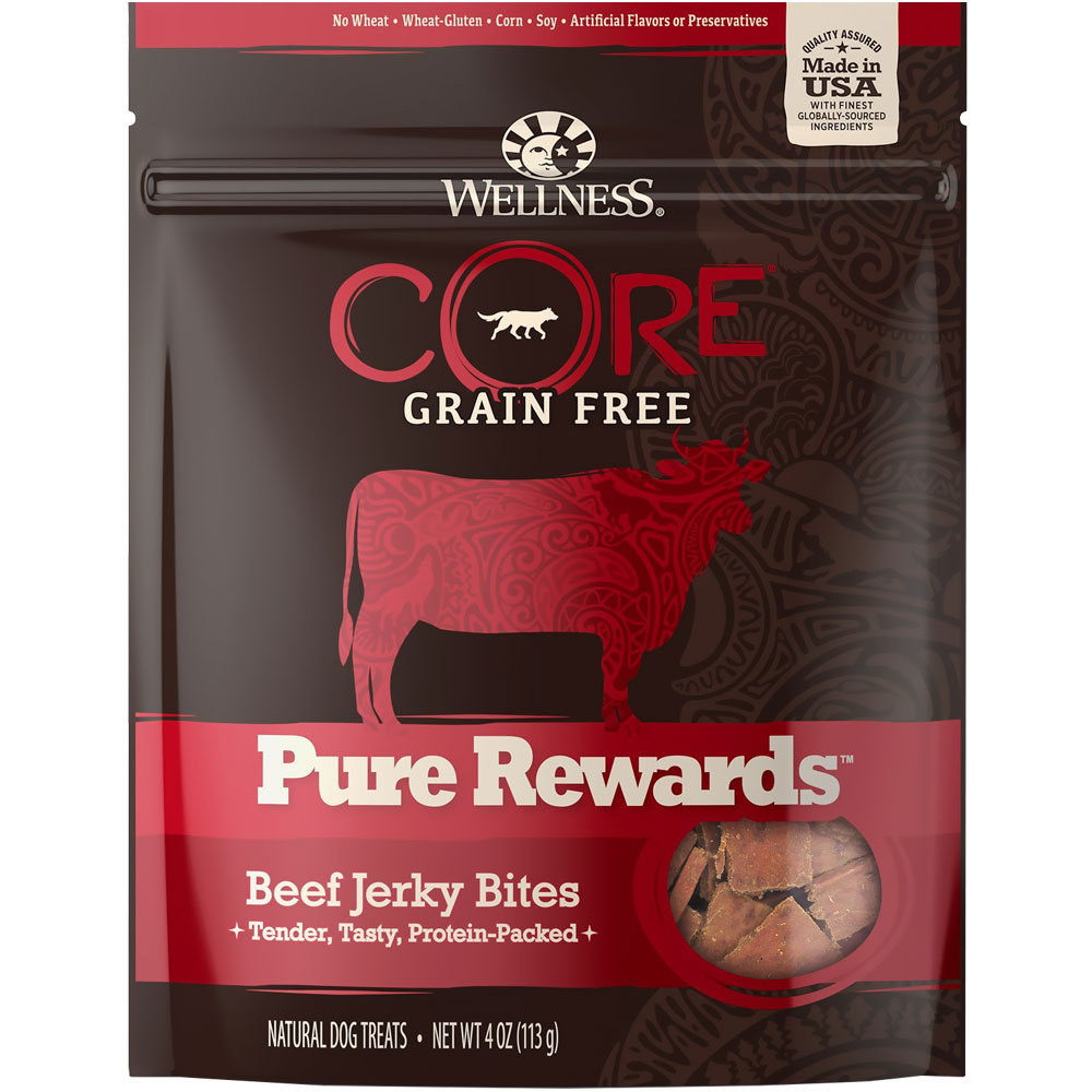 Wellness Core Jerky Bites