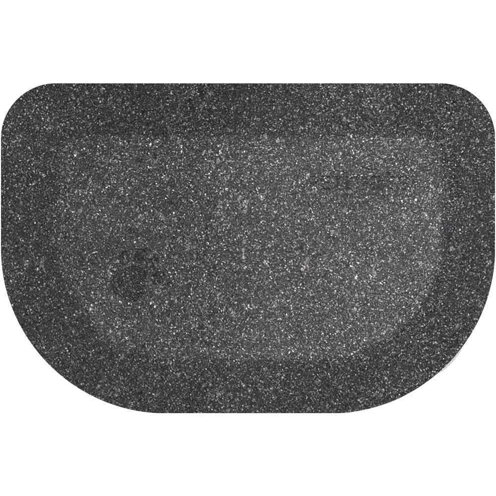 "Wellness Rounded PetMat - Silver Haven (Small 27""x18"")"