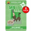 Weruva Cats in the Kitchen Pouch-Chick Magnet 8-Pack (24 oz)