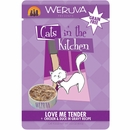 Weruva Cats in the Kitchen Pouch-Love Me Tender (3 oz)
