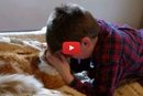 What an Incredible Reunion of a Boy and His 11-Year-Old Cat! Get out the Tissues!!