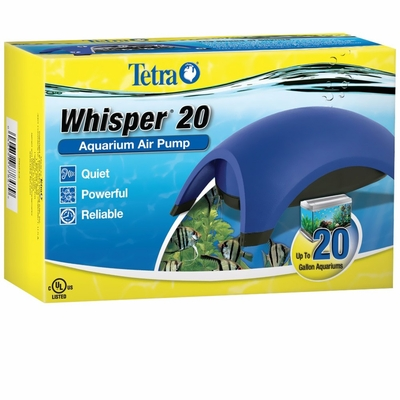 Whisper Air Pump 20 (upto 20 Gal)
