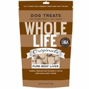 Whole Life Originals Freeze-Dried Dog Treats - Beef Liver (4 oz)
