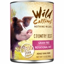 Wild Calling Country Best Canned Dog Food - Pork (13 oz)