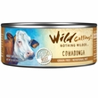 Wild Calling Cowabunga Canned Cat Food - Beef (5.5 oz)