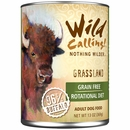 Wild Calling Grassland Canned Dog Food - Buffalo (13 oz)
