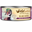 Wild Calling Inland Waters Canned Cat Food - Duck (5.5 oz)