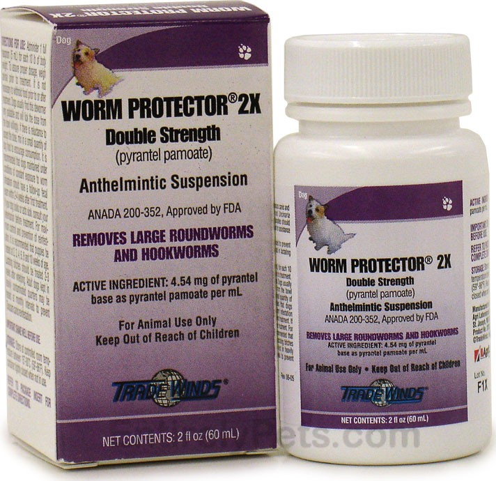 Worm Protector Dewormers