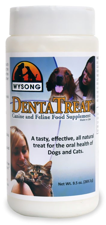 Wysong DentaTreat Supplement