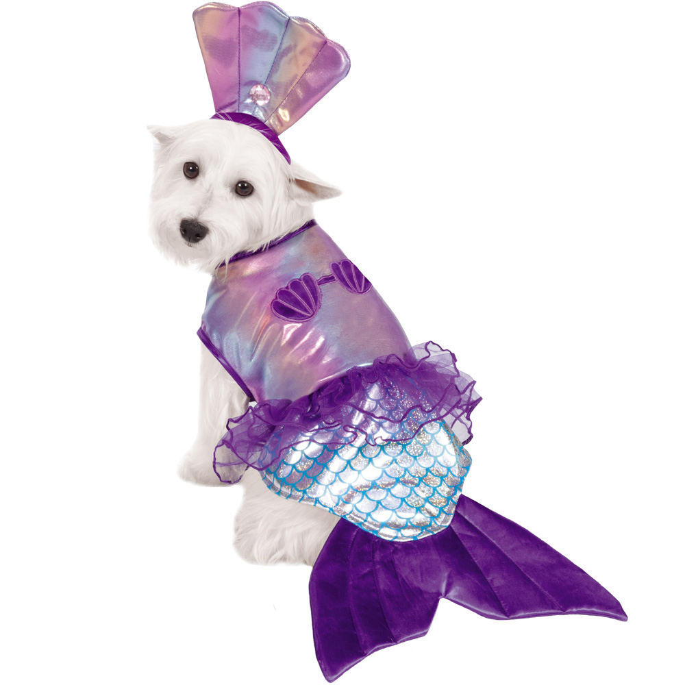 Zack & Zoey Iridescent Mermaid Costume - LARGE