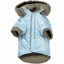 Zack & Zoey Polar Explorer Thermal Parka - Blue (Large)
