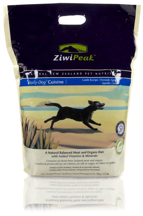 ZiwiPeak Daily Dog Cuisine Dry Dog Food
