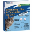 Zodiac BREAKAWAY Flea & Tick Collar for Cats - 7 Months