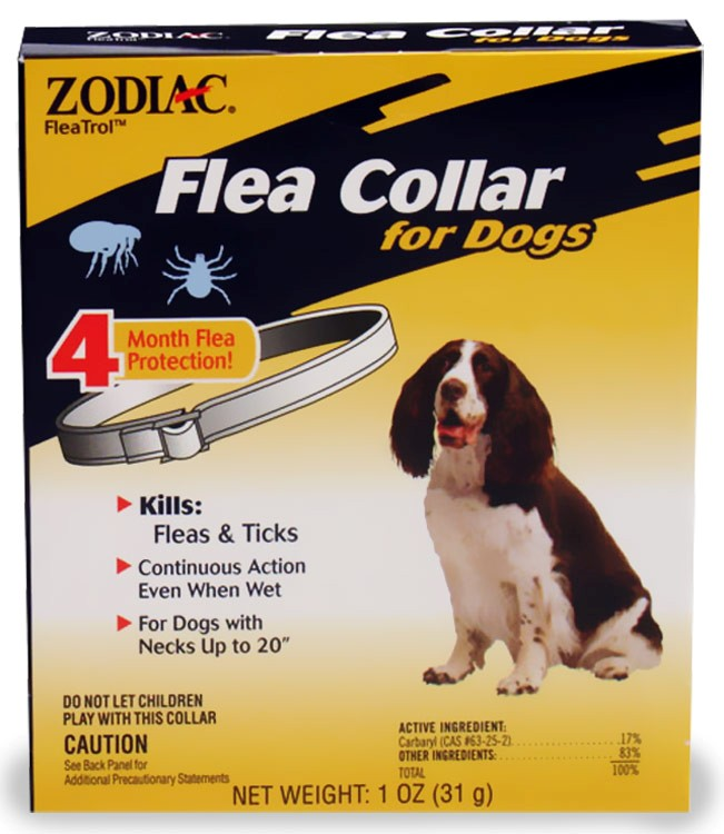 Zodiac Flea and Tick Collars