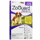 ZoGuard Plus for Dogs 23-44 lbs (3 Pack)